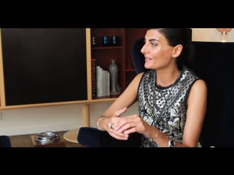► A Mobile Life by GIOVANNA BATTAGLIA | An Exclusive Interview by yoox.com