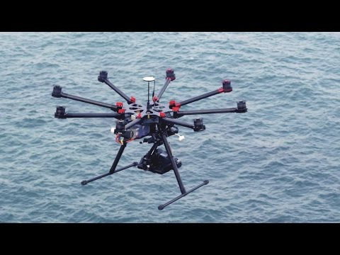 DJI S1000 Spreading Wings S1000 Premium Professional Octocopter