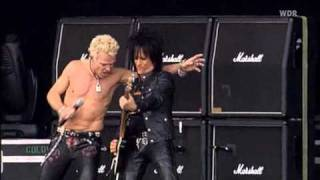 Billy Idol - Live at Rock am Ring-Rebel Yell.avi view on youtube.com tube online.