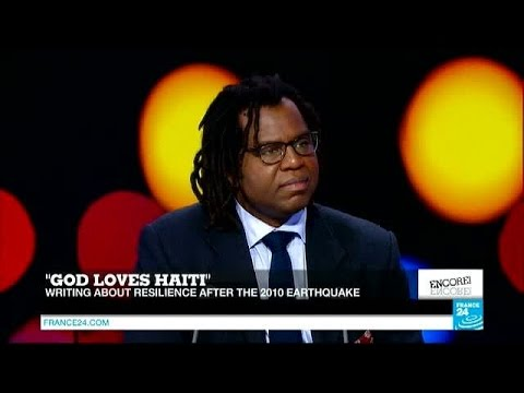 'God Loves Haiti' | Author | Dimitry Elias Leger