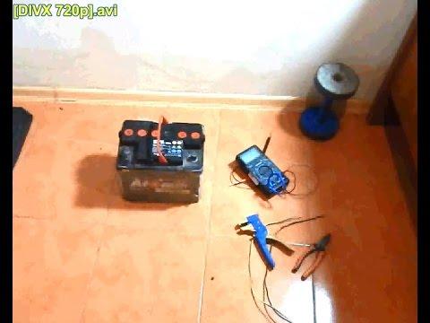 Зарядное устройство шуруповерта своими руками