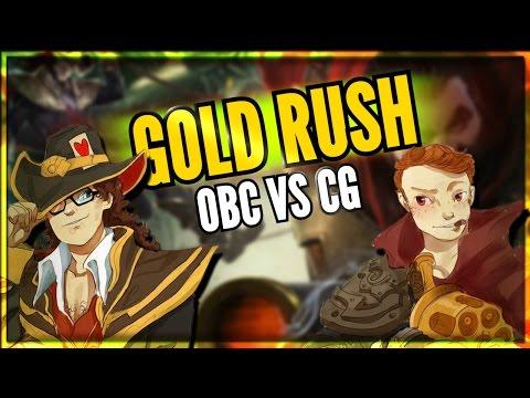GOLD RUSH | OBC versus CG with Sp4zie