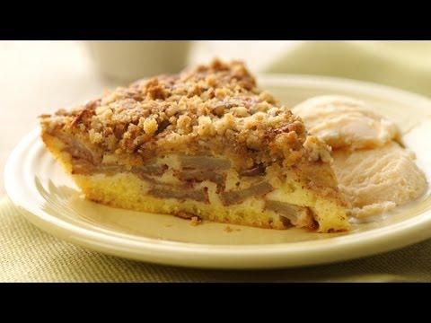 Pie de manzana sin gluten