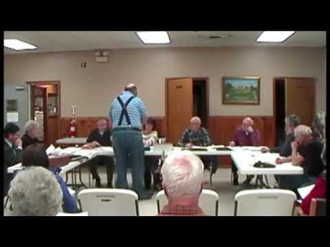 Altona Town Board Meeting 2-10-14