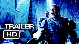 Pacific Rim Official Trailer #3 (2013) Charlie Hunnam