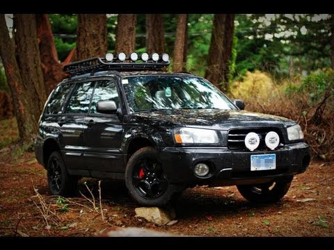 Light Bar Offroad Lights For An 03 Subaru Forester Owners Forum