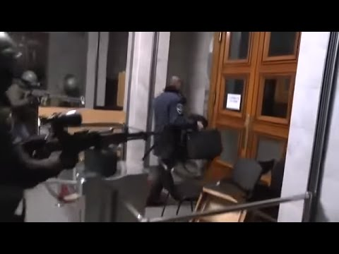 First Footage Of Russian Special Forces Taking Over Crimea Ukraine