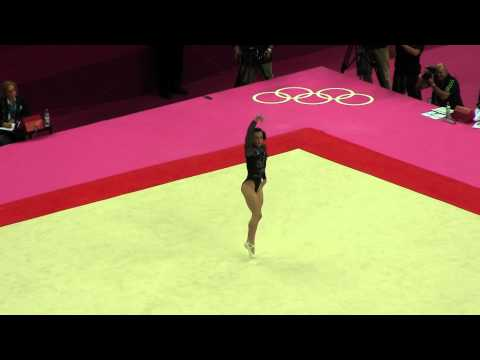 2012 Olympics EF Catalina Ponor Floor