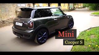 Экономичный, быстрый, яркий... Мой. Mini Cooper S . Ярослав Ефремов