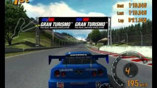 Gran Turismo 3: A-Spec videosu