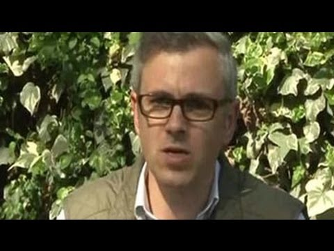 'You don't have the courage to come to Kashmir', Omar Abdullah tells Narendra Modi