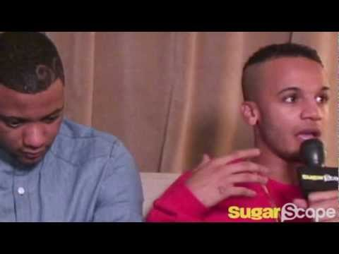 JLS interview: Rude bits in album 'Evolution' explained