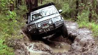 Land Rovers vs Wallaroo Offroad