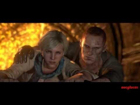 Resident evil 6 Infierno Campaña Jake Capitulo 5 Rango S