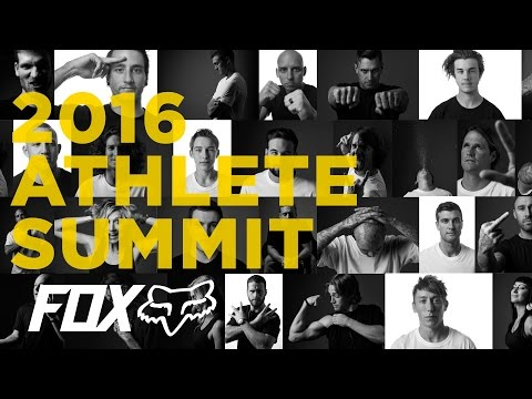 Fox Presents | 2016 Athlete Summit