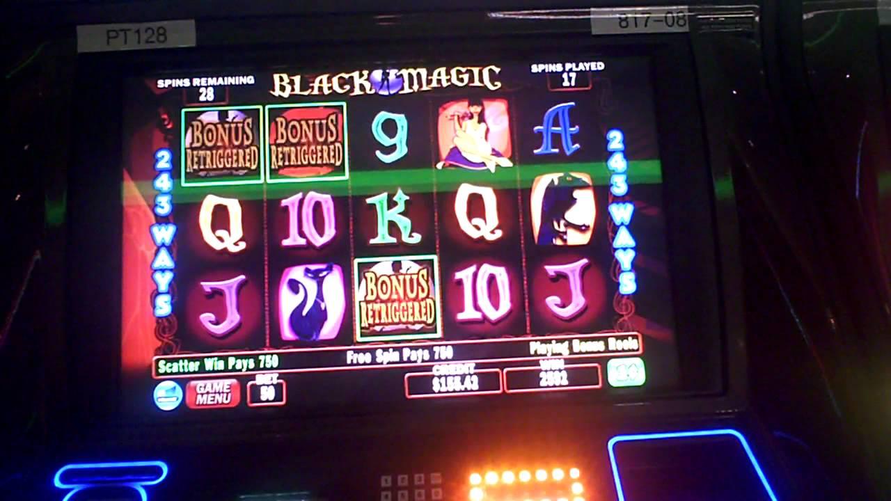 black magic machine