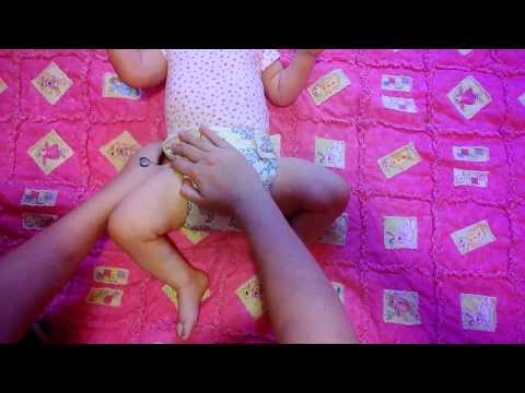 How to Put on a Cloth Diaper