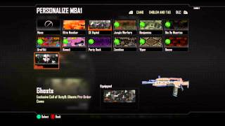 NEW Call Of Duty Ghost Camo How To Get It FREE!