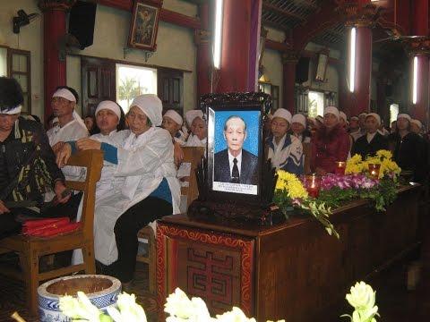 Lễ tang cụ Giuse Bùi Văn Mảng