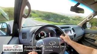 Toyota Hilux SW4 Estrada NoticiasAutomotivas.com.br