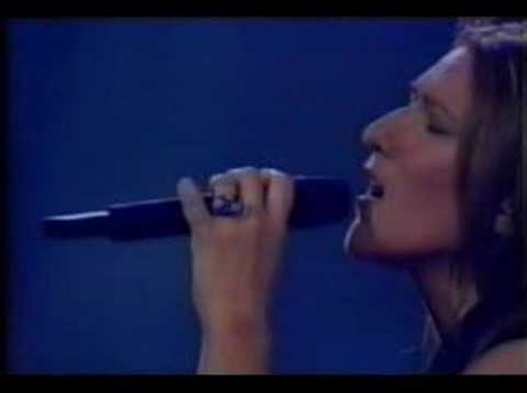Celine Dion The first time ever I saw your Face -XUytANAOrQk