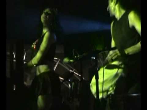 SOUL FUNK remix tambores DJEMBE LUCHO y BAILARINAS de showmatch SUNSET DISCO fiesta pasion