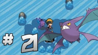 Let's Play Pokemon: HeartGold Part 21 Ice Path