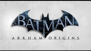 Batman Arkham Origins Destroy Relays To Access The