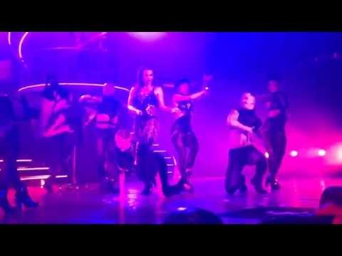 Britney Spears - Freakshow ft. Nicole Richie 2/18/14 Piece of Me Las Vegas