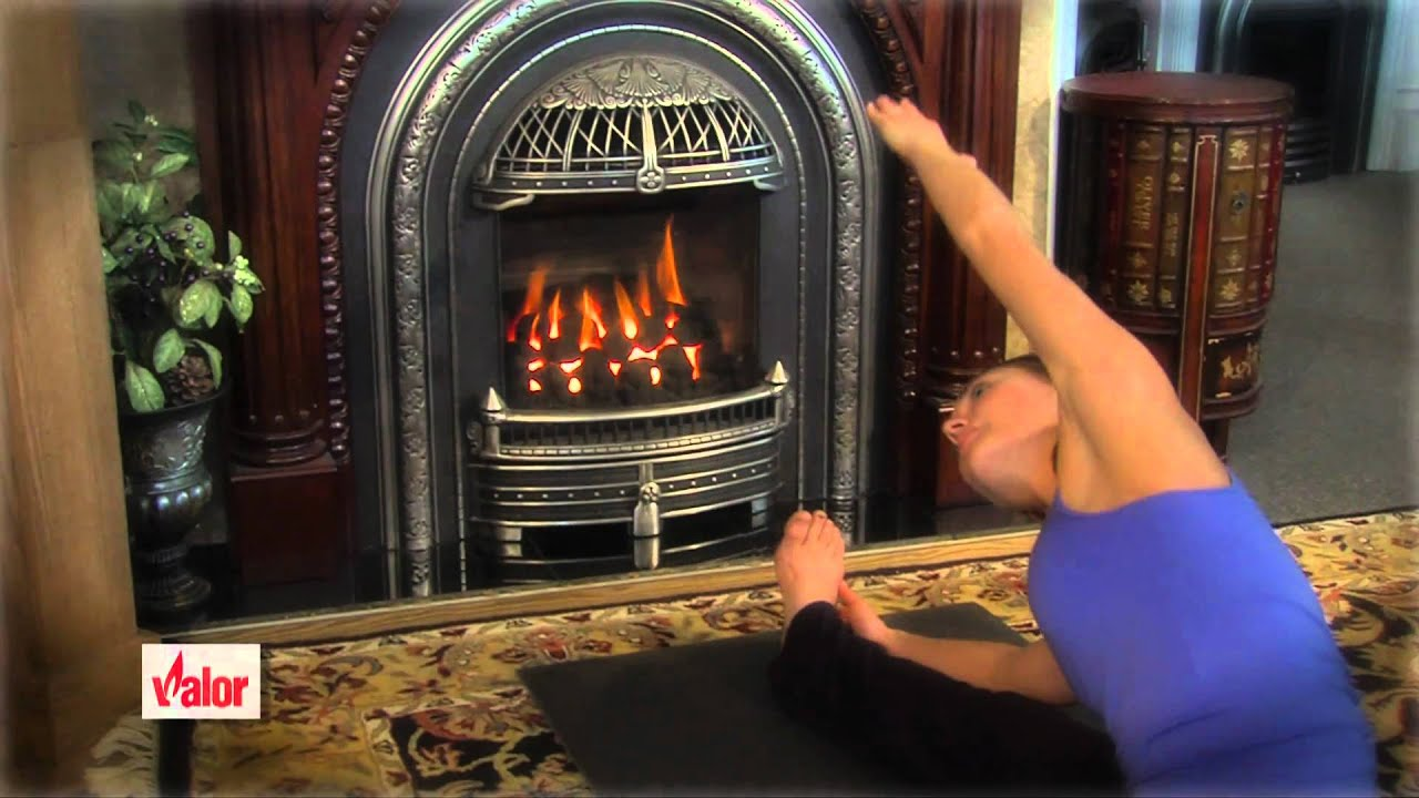 Gas Coal Fireplaces At Victorian Fireplace Shop Youtube