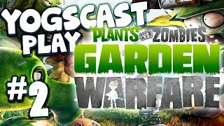 Plants vs Zombies Garden Warfare Deathmatch XBox One #2