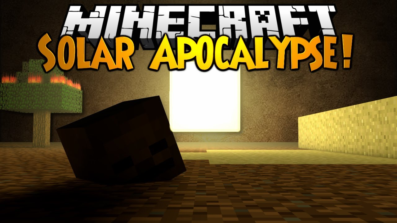Мод Зомби Апокалипсис скачать для Майнкрафт 1.13 1.7.10