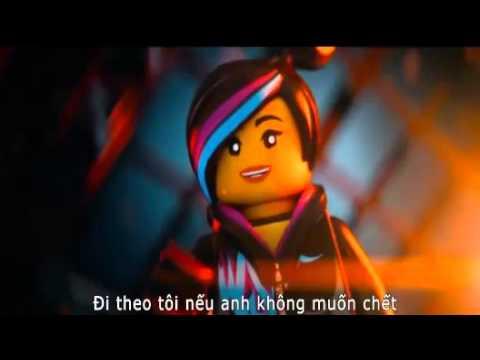 Huyền thoại lắp ráp Lego lên phim hoạt hình  The Lego Movie