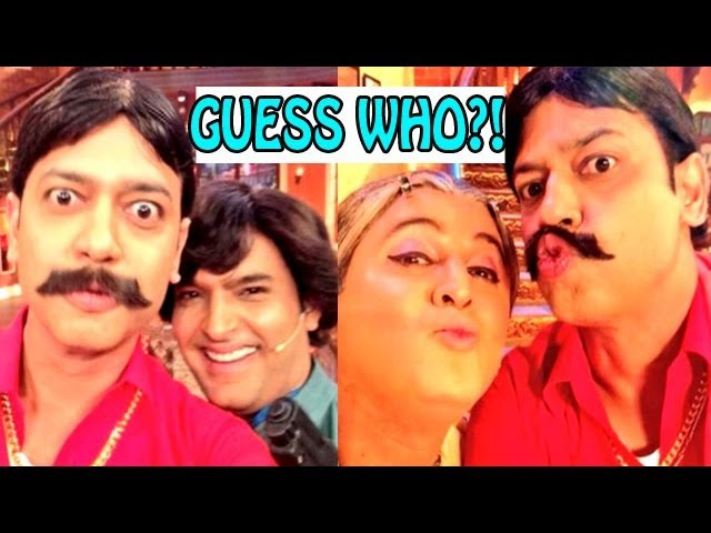 Comedy Nights with Kapil: Kapil Sharma with Rahul Mahajan on the show| FULL EPISODE 12th April 2014