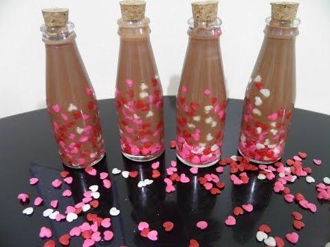 Brigadeiro de garrafa