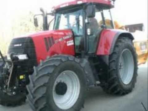 I trattori pi potenti -