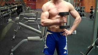 How To: Dumbbell Side Curl