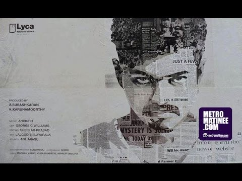 Vijay's Kaththi copied from Sabah Newspaper AD?