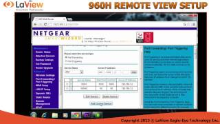 How To Setup Your Dvr For Remote View Step By Step LaView