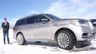 5 Things I HATE about the 2018 Lincoln Navigator
