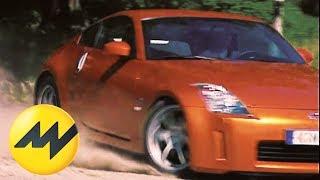 Nissan 350Z Race Sound videos
