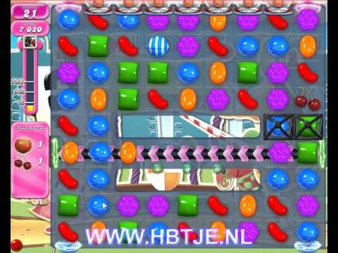 Candy Crush Saga level 674
