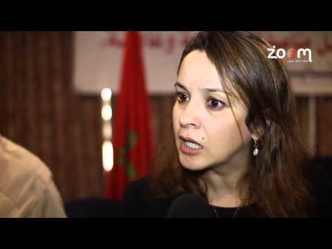 الوزيرة التطوانية شرفات أفيلال : من حقنا نديرو حملة انتخابية (روبورتاج)