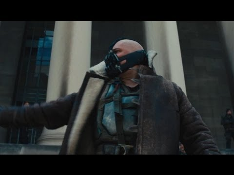 The Dark Knight Rises Final trailer review