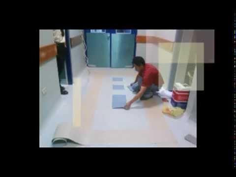 Instalacion de piso vinilico en rollo youtube - Piso vinilico en rollo precio ...