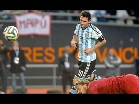 NIGERIA 2 x 3 ARGENTINA GOLS E OS MELHORES MOMENTOS 25/06 COPA DO MUNDO 2014