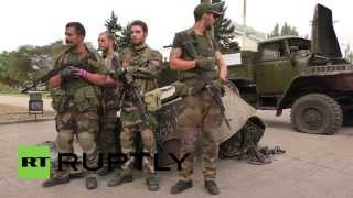 Ukraine: French DPR Fighters Say 'victory Just A Matter Of