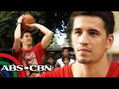 Pingris' life before PBA