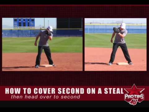 Fielding Tips: Covering 2nd Base with Chris Getz