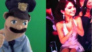Selena Gomez Bieber Crotch Shot